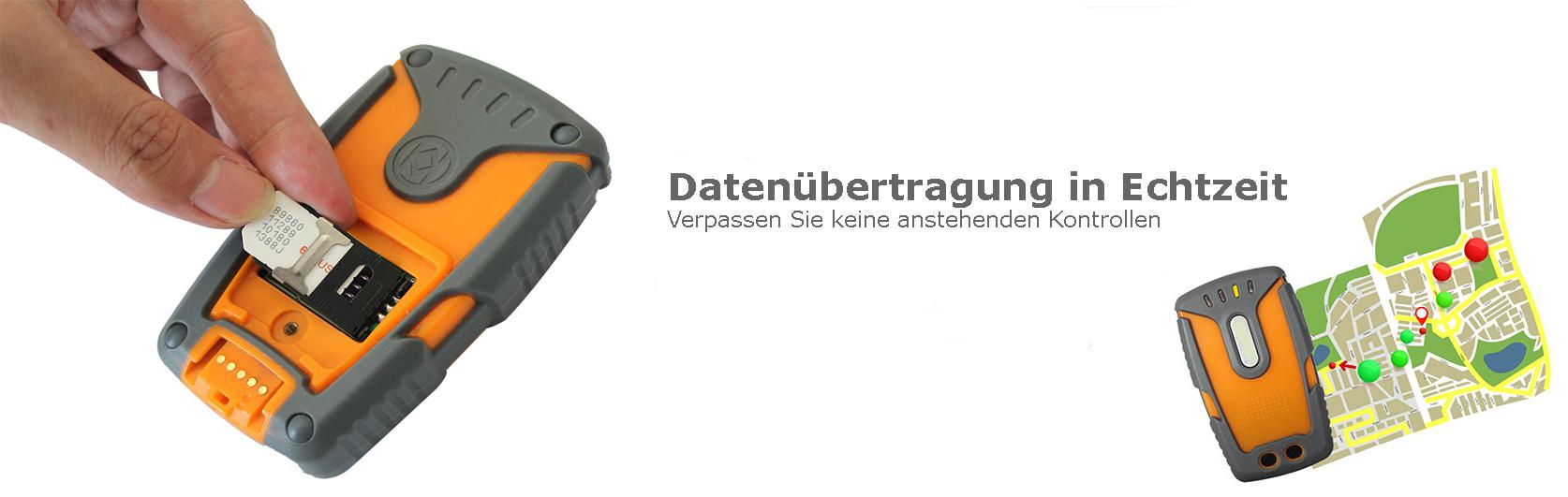 Lancer V GPRS Wächterkontrollsystem