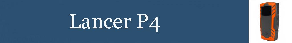 Lancer P4 Banner