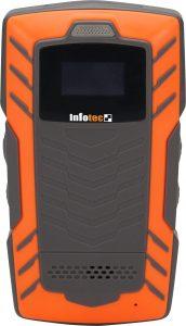 Wächterkontrollsystem Lancer P4 Technische Details